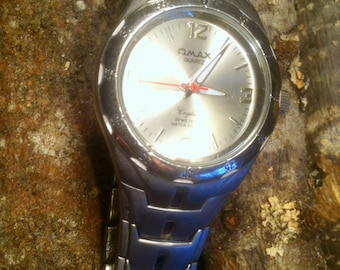 collector's watch 90er, steelband, OmaxSwiss