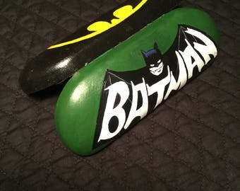 Batman Inspired Eyeglass Case