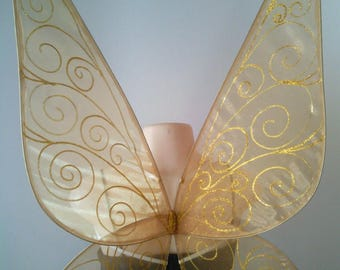 10 Adult Tinkerbell Wings including Expedited Shipping (Bulk Special Promotion)