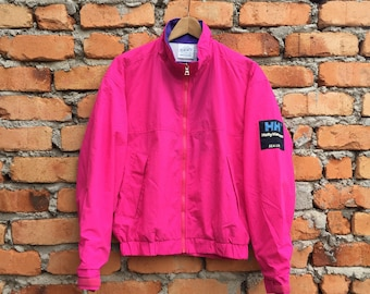 Vintage HELLY HANSEN sea gear pink jacket