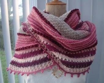 Shoulder shawl, scarf, shawl, wrap
