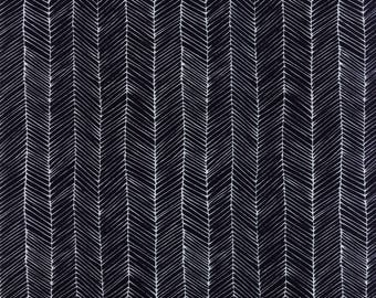 "Moda ""Catnip"" by Gingiber ~ Catnip Kitten Time ~ Black 48234 14 ~ Half Yard Increments"