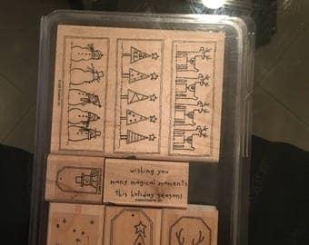 Stampin'Up Festive Favorites Stamp Set
