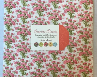 Moda Bespoke Blooms Layer Cake by Brenda Riddle - Acorn Quilt & Gift Company