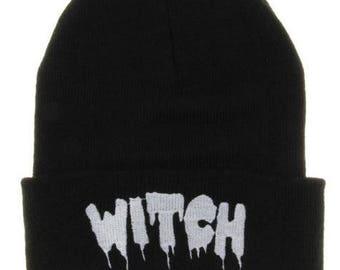 Witch Beanie Hat Wicked Styles