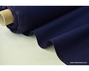 Marina de cretona de algodón tela de 50cm