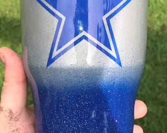 Dallas Cowboys Coated Tumbler