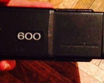 Kodak 600 instamatic  camera 1980's
