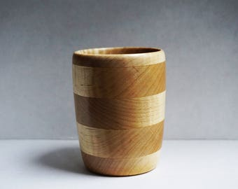 Curly Maple Cup