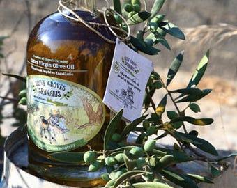 Organic Extra Virgin Olive Oil-Organic Olive Oil from Crete-Greek olive oil-Bio Olive oil Extra virgin-Healthy nutrition-Cooking oil vegan
