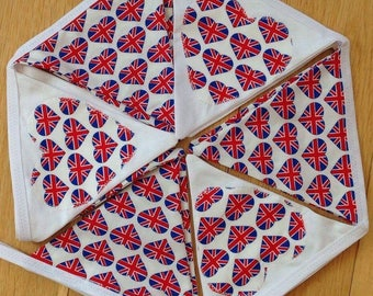 Union Jack Great Britain Celebration bunting