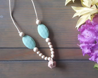 Teething Necklace - clearance -