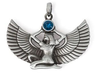Egyptian Goddess Pendant (STEAM300)