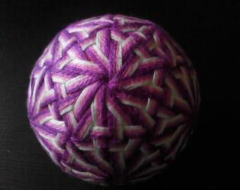 Handmade Japanese Temari Ball Decor Gift