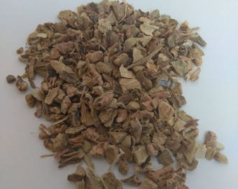 Orris Root aka Queen Elizabeth Root chips ( Iris florentina)