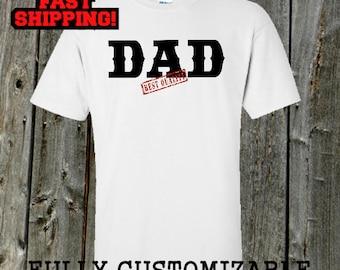 Dad Father's dayshirt - Best Quality Dad