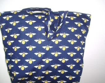 Tote  Beach Bag Bumble Bees