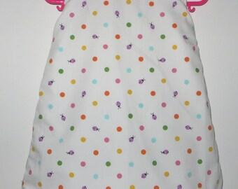a line baby girl dress