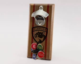 Florida Panthers Magnetic Bottle Opener