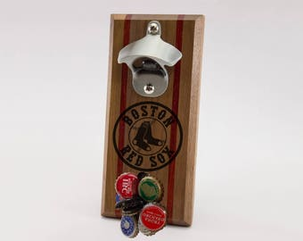 Boston Red Sox Magnetic Bottle Opener