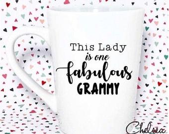 Grandma Mug - Grandmother Mug - Grandmother Gift - Mug - Coffee Mug - Gift For Her - Future Grandma - Grandma to be gift - Mothers Day Gift
