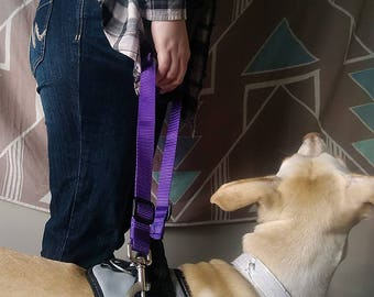 Multiway Duo Hands Free Service Dog Leash