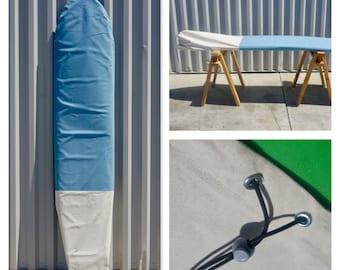 Custom Surfboard Bag /Surfboard Sock - The Beachcomber
