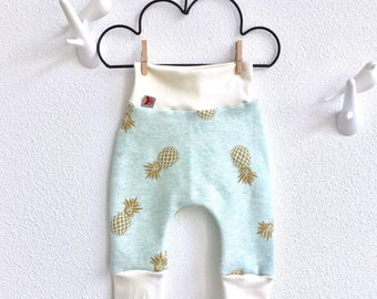 Baby Harem Pants Pineapple