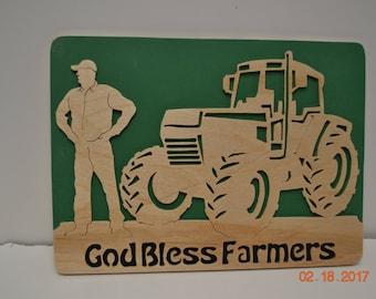 God Bless Farmers