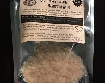 Magnesium Flakes for Magahol Water