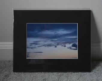 Sunset Print - Black