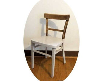 Vintage French bistro Chair
