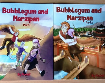 Bubblegum and Marzipan part 1 and 2