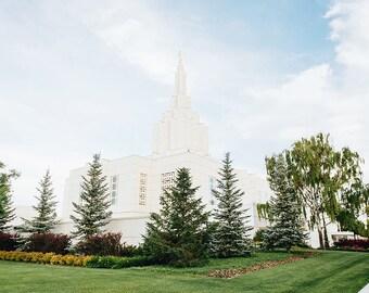 Idaho Falls Temple 15