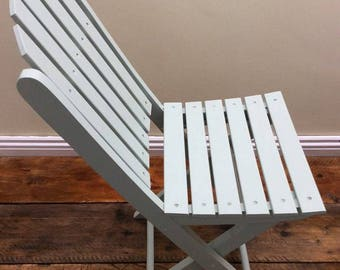 Calypso Green Pine Deck Chairs
