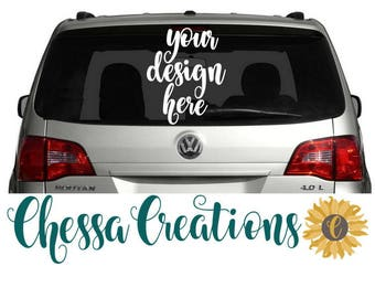 Custom Car Decals Etsy - Custom car decals australia   how to personalize