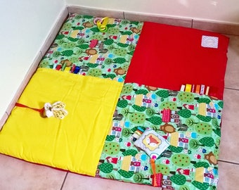 Baby fairy tales themed play mat