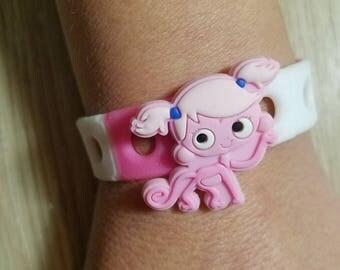 10  Pet Shop Silicone Bracelets Party Favors