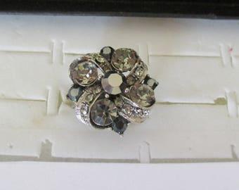 metal and zirconium ring