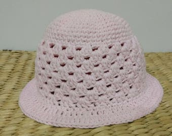Lovely Lisa by Drops Design Crochet Sun Hat