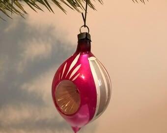 Vintage Double Indent Ornament