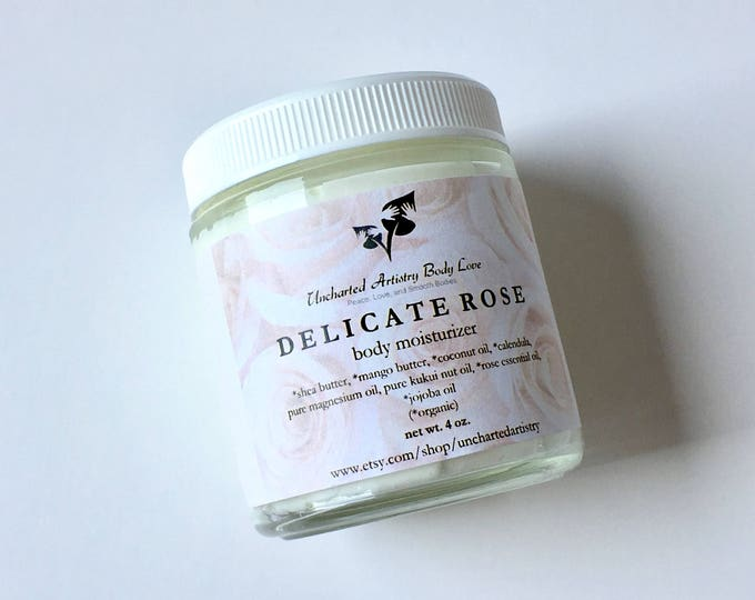 Featured listing image: Body Butter, Organic Body Butter, The Best Body Butter, Natural Body Care, Organic Skin Care, Body Lotion, Natural Lotion, Organic Body Care