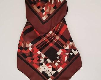 Lanvin Paris scarf