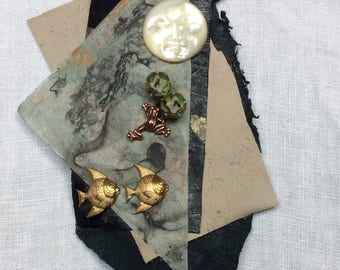 Amazon Moon Necklace