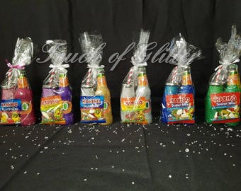Kids Glitter Glass Gift Set