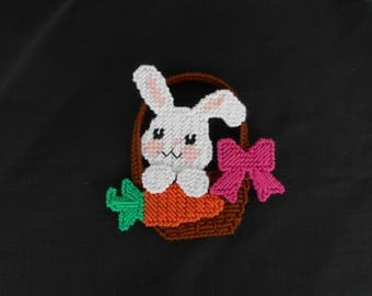 Easter Plastic Canvas Magnets