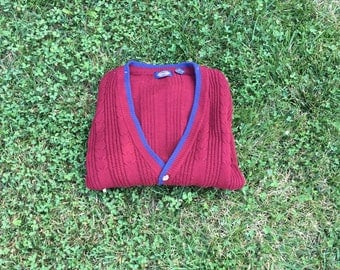 Towncraft cardigan sweater