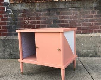 Record Console/Side Table
