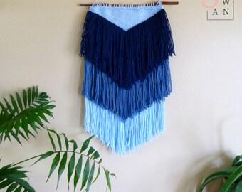 Woven Wall hanging, woven wall art, wall weaving, woven tapestry, Hand woven tapestry, Home Décor, Textile wall décor, Modern fiber art