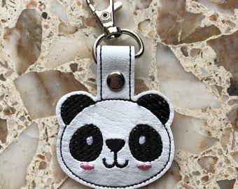 Panda keychain!